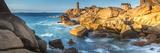 Ploumanach Lighthouse  Cote De Granit Rose  Cotes D'Amor  Brittany  France