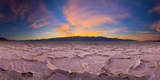 Usa  California  Death Valley National Park  Badwater Basin  Lowest Point in North America