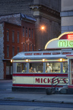 Usa Midwest  Minnesota  StPaul  Mickey's Diner