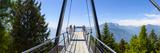 Architectonic Viewing Platform  Cardada Cimetta  Locarno  Lake Maggiore  Tessin