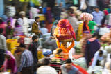 Fruit and Vegetable Market  Udaipur  Rajasthan  India