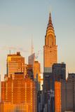 Chrysler Building  Manhattan  New York City  New York  USA