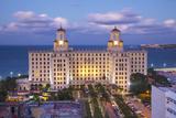The Historic Hotel Nacional  Vedado  Havana  Cuba