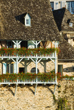 Typical Architecture in Argentat  Limousin  France