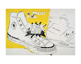 Converse Extra Special Value, c. 1985-86 Reproduction d'art par Andy Warhol