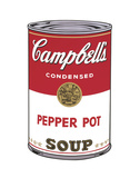 Campbell's Soup I: Pepper Pot  1968