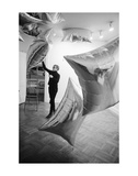 Silver Clouds Installation  Leo Castelli Gallery  NYC  1966