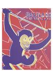Monkey, 1983 Reproduction d'art par Andy Warhol