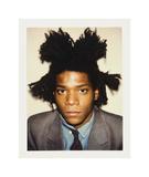 Basquiat, Jean-Michel, 1982 Giclée par Andy Warhol