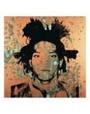 Jean-Michel Basquiat, 1982 Reproduction d'art par Andy Warhol