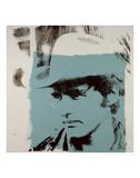 Dennis Hopper, 1970 Reproduction d'art par Andy Warhol