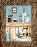 Blue Bath III
