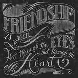 Friendship is Seen