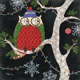 Winter Fantasy Owls II