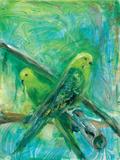 Parakeets I