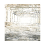 Bright Corridor Giclée par Kari Taylor