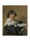 Portrait of a Man  Frans Hals