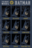 Batman- The Many Moods