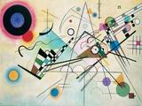 Composition VIII Giclée par Wassily Kandinsky