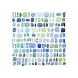 Series Sea Glass No III