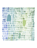 Series Sea Glass No 1
