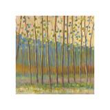 Through Pastel Trees Giclée par Libby Smart