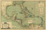 General Chart of the West Indies