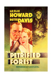 The Petrified Forest - (2) Vintage Movie Poster