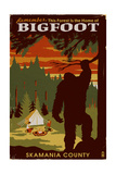 Skamania County  Washington - Home of Bigfoot