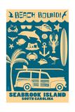 Seabrook Island  South Carolina - Coastal Icons