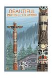 British Columbia  Canada - Totem Pole