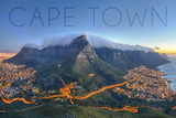 Cape Town  South Africa - Table Mountain