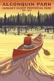 Algonquin Provincial Park - Ontario  Canada
