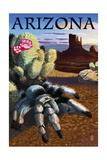 Arizona - Blond Tarantula
