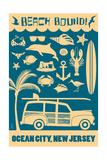 Ocean City  New Jersey - Coastal Icons