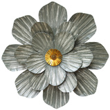 Galvanized Flower