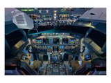 737 Next Generation flight deck