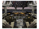Boeing 717 Electronic Flight Deck