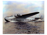 Boeing 314 Clipper of 1938