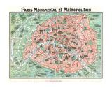 Paris Monumental & Metropolitain
