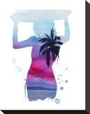 Surf's Up Tableau sur toile par Jessica Durrant