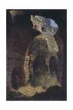A Scene in the Colosseum  Rome