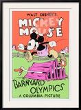 Mickey Mouse: Barnyard Olympics