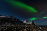 Aurora Borealis in Norway 3 Papier Photo par Philippe Sainte-Laudy