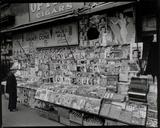 Newsstand  32nd Street and Third Avenue  Manhattan