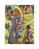 Archers  1935-1937