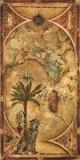 Indes orientales Reproduction d'art par Liz Jardine