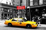 Safari CityPop Collection - New York Yellow Cab in Soho