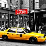 Safari CityPop Collection - New York Yellow Cab in Soho IV