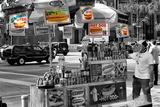 Safari CityPop Collection - NYC Hot Dog with Zebra Man III